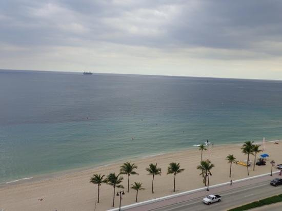The Westin Beach Resort, Fort Lauderdale: view from south side room