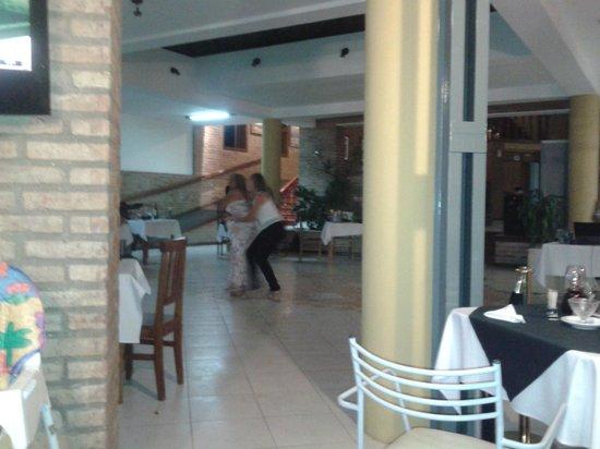 Hotel Pinares del Cerro: restaurante