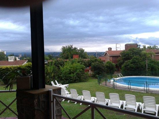 Hotel Pinares del Cerro: pileta