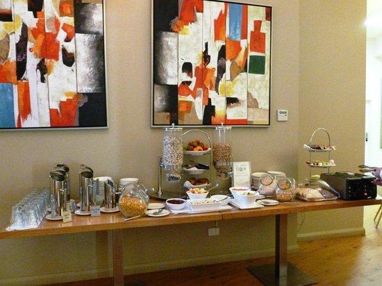 Mantra Collins Hotel : Breakfast buffet