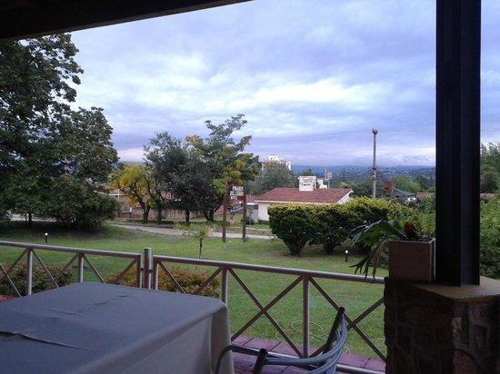 Hotel Pinares del Cerro: vista