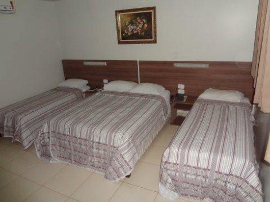 Hotel Antonialli: CONFORTO COM BOM PREÇOS