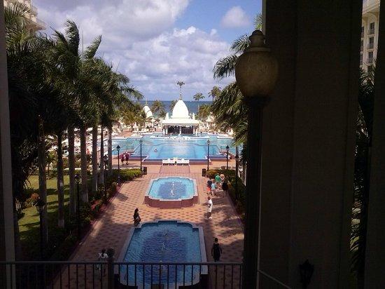 Hotel Riu Palace Aruba: Vista piscina