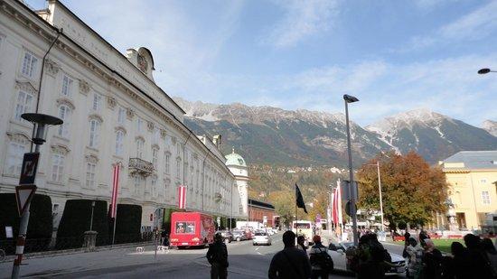 Altstadt von Innsbruck: Altstadt
