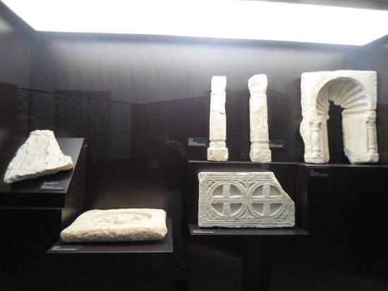 Museo de Santa Cruz: fragmentos históricos