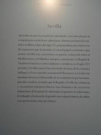 Museo de Santa Cruz: discrição sobre um pouco da historia de Sevilha