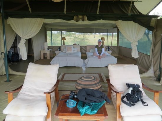 Kicheche Bush Camp: Our tent