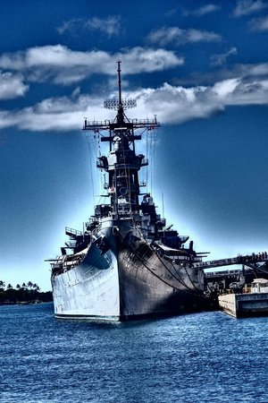USS Arizona Memorial/World War II Valor in the Pacific National Monument: USS Missouri