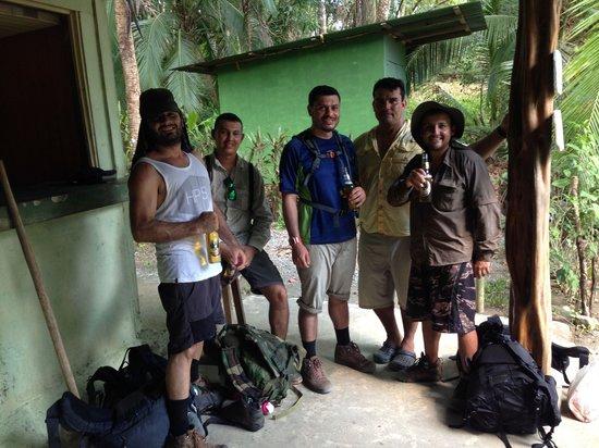 Sirena Ranger Station : Vencedores!
