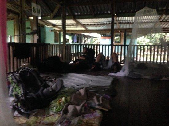 Sirena Ranger Station : Camping