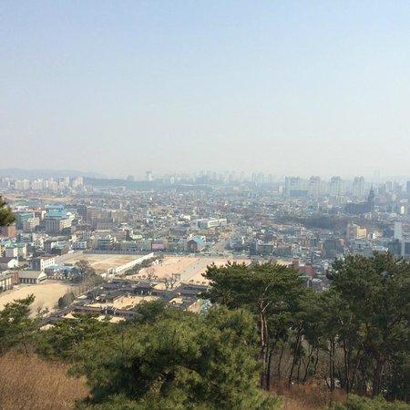 Fortaleza Wwaseong: 水原の景色