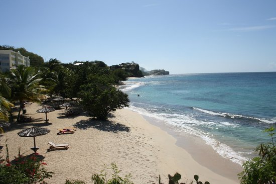 Grenadian by Rex Resorts: the other beach