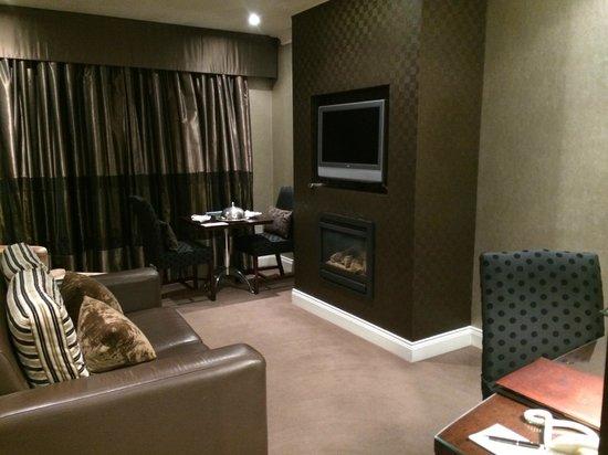 The Killarney Park Hotel: my living room