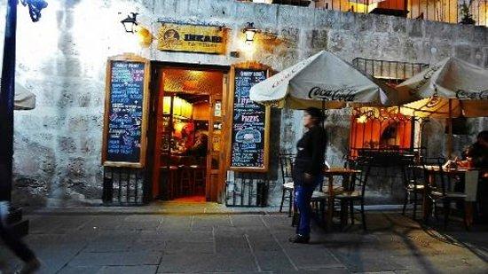 Inkari Pub Pizzeria : Evening