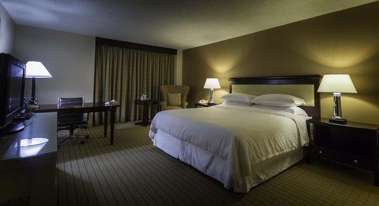 Sheraton San Jose Hotel : King Guest Room