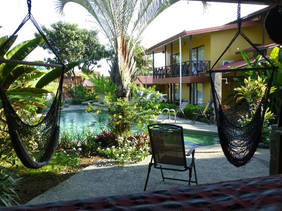 Hotel Bijagua: Beautiful grounds