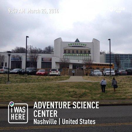 Adventure Science Center: Exterior
