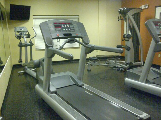 Country Inn & Suites By Carlson, Princeton: Fitness Room