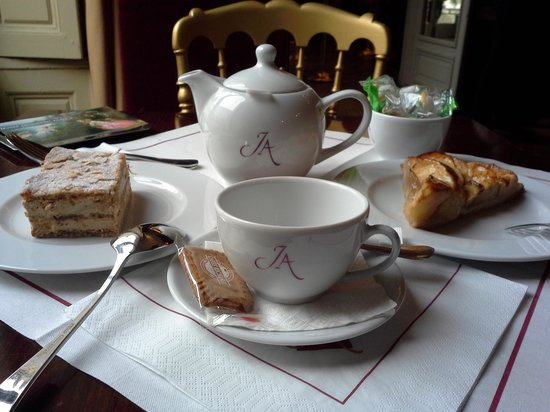 Le Cafe Jacquemart-Andre: thé gourmand