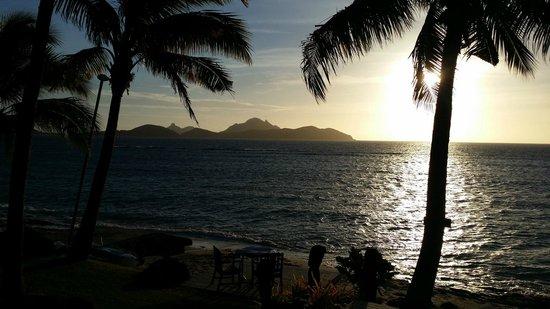Tokoriki Island Resort: Sunset