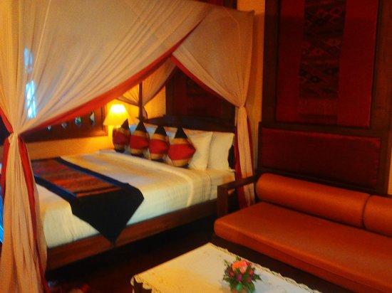 Amata Lanna Chiang Mai: Romantic Charming Room