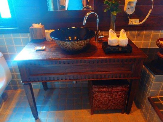 Amata Lanna Chiang Mai: Bathroom- wow!