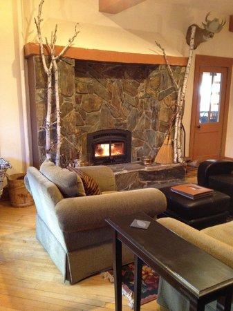 Hisega Lodge : Cozy Inn