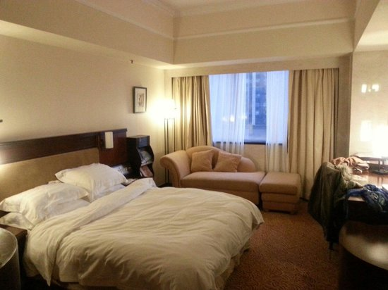 Overseas Chinese Friendship Hotel: Our room