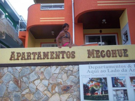 Residencial Mecohue Em Bombinhas: Frente de Residencial Mecohue