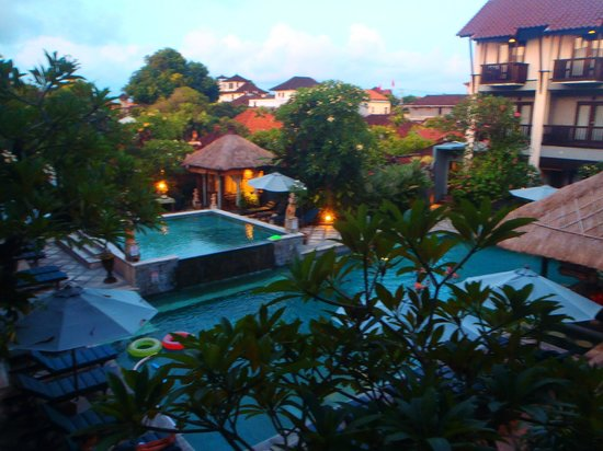 The Lokha Legian: Our room view