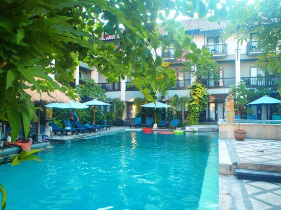 The Lokha Legian: Pool
