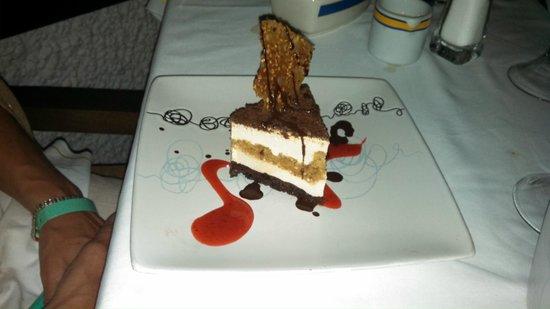 El Cid Castilla Beach Hotel: Desert!