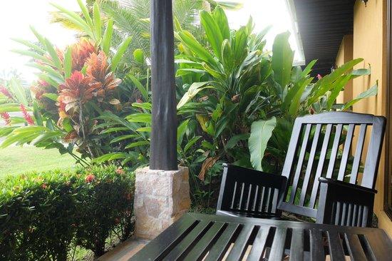 Arenal Manoa Hotel : Porch