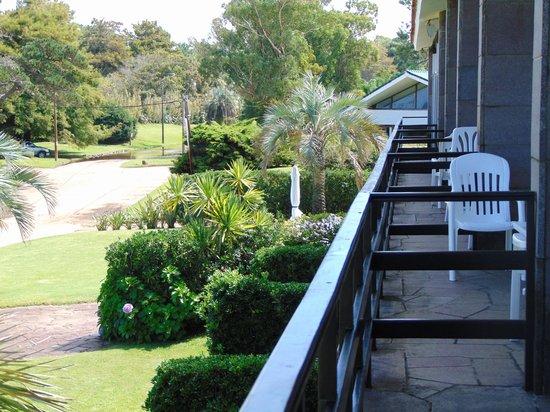 Hotel Terraza del Mar: Vista