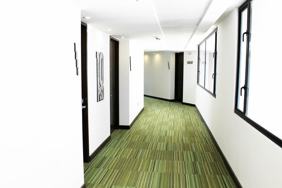 Allure Aroma Mocawa Hotel By Karisma : Corredores