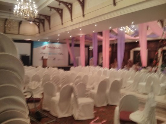 The LaLiT Golf & Spa Resort Goa: Conference or Wedding Hall