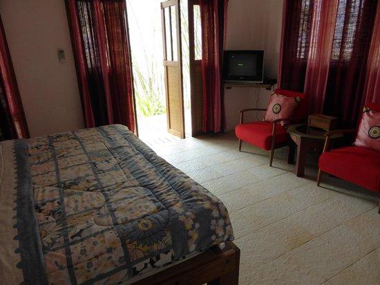 Gims Resort: Ruim en proper huisje