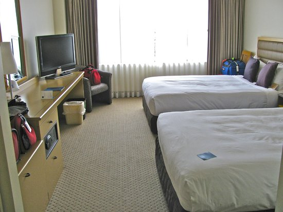 Novotel Rotorua Lakeside: The room