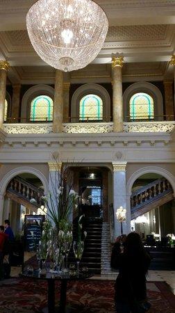 The Grosvenor Hotel : Lobby