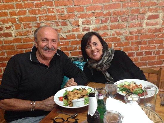 Cafe Des Amis: Siamo stati benissimo