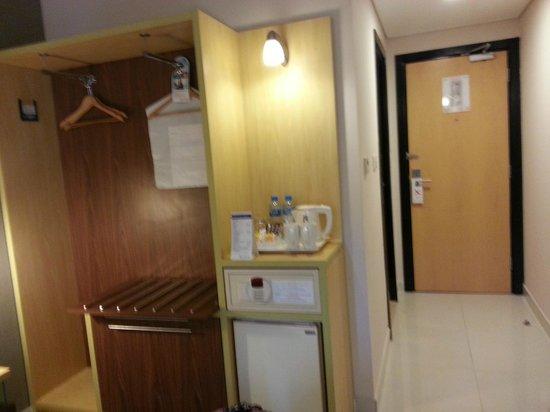 Citymax Hotels Bur Dubai: Coffee maker