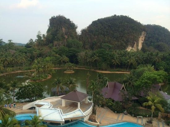 Maritime Park & Spa Resort: View From Room