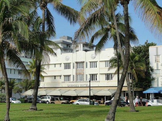 Cardozo Hotel: Fachada