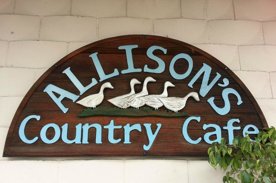 Allison's Country Cafe