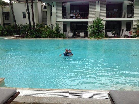 Pullman Port Douglas Sea Temple Resort & Spa: Swimout apartment