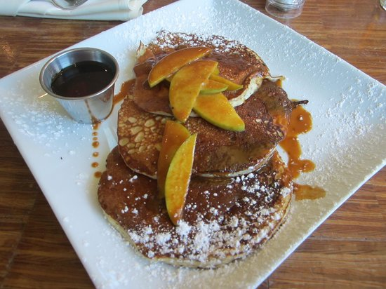 Grace's Table : Pancakes for lunch