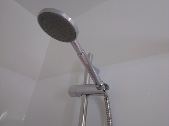 Ibis Budget Auckland Airport: Fantastic shower head