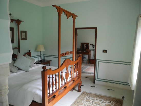 Samode Palace : my bedroom