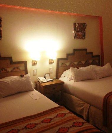 SUMAQ Machu Picchu Hotel: bed