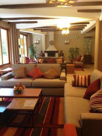 SUMAQ Machu Picchu Hotel: robby